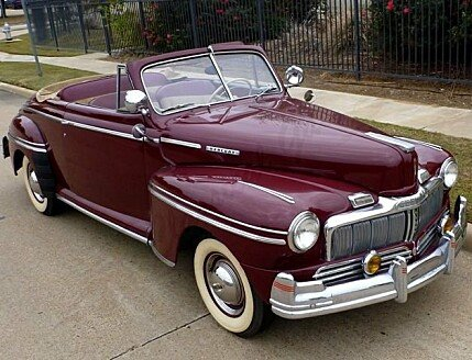 1947 Mercury Other Mercury Models for sale 100926943