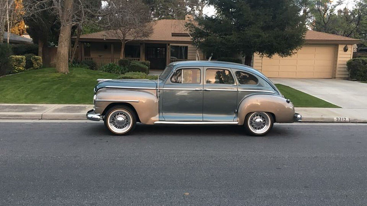 1947 Plymouth Deluxe for sale 100861402