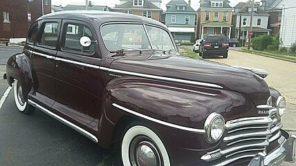 1947 Plymouth Other Plymouth Models for sale 100833271