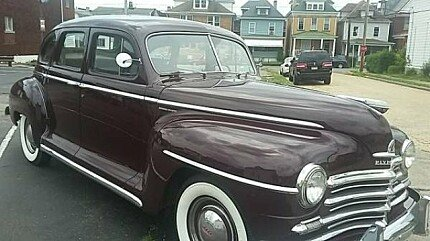 1947 Plymouth Special Deluxe for sale 100954384