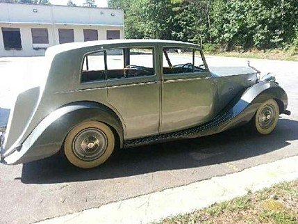 1947 Rolls-Royce Silver Wraith for sale 100834288