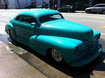 1947 chevrolet Fleetline for sale 100883768