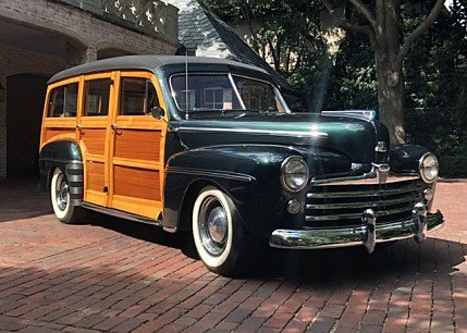 1947 ford Custom for sale 101042756
