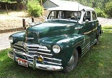 Chevrolet Fleetline Classics For Sale Classics On Autotrader