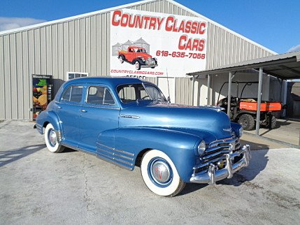 1948 Chevrolet Fleetline for sale 100940660