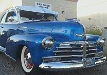 1948 Chevrolet Fleetmaster for sale 100774928