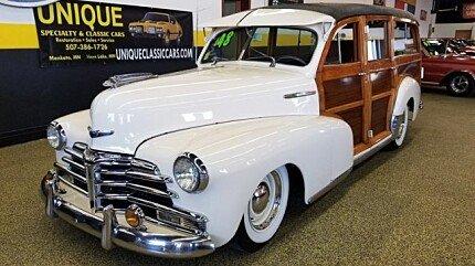 1948 Chevrolet Fleetmaster for sale 100984510