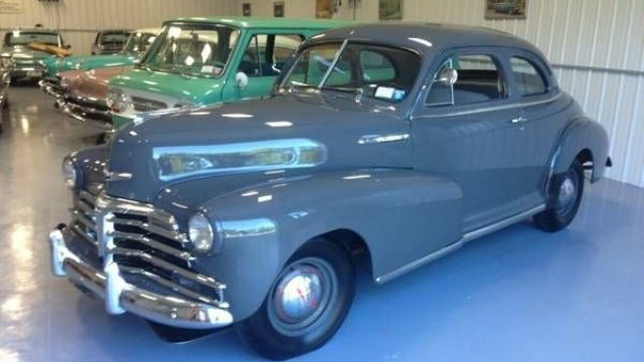1948 Chevrolet Stylemaster for sale 100823415