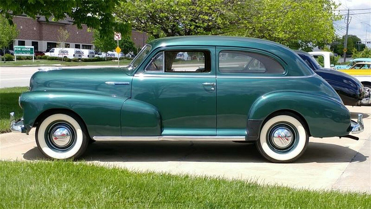 Coupe 1948 chevy stylemaster coupe for sale : 1948 Chevrolet Stylemaster Classics for Sale - Classics on Autotrader