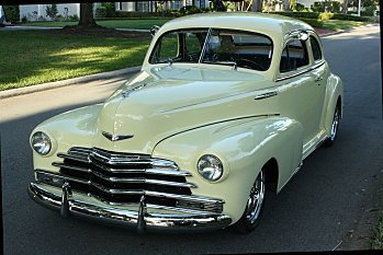 1948 Chevrolet Stylemaster for sale 100973227