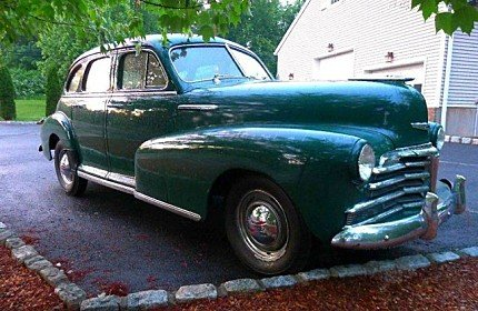 1948 Chevrolet Stylemaster for sale 100780012