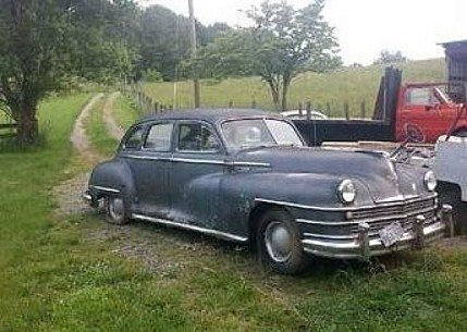 1948 Chrysler New Yorker for sale 100823522