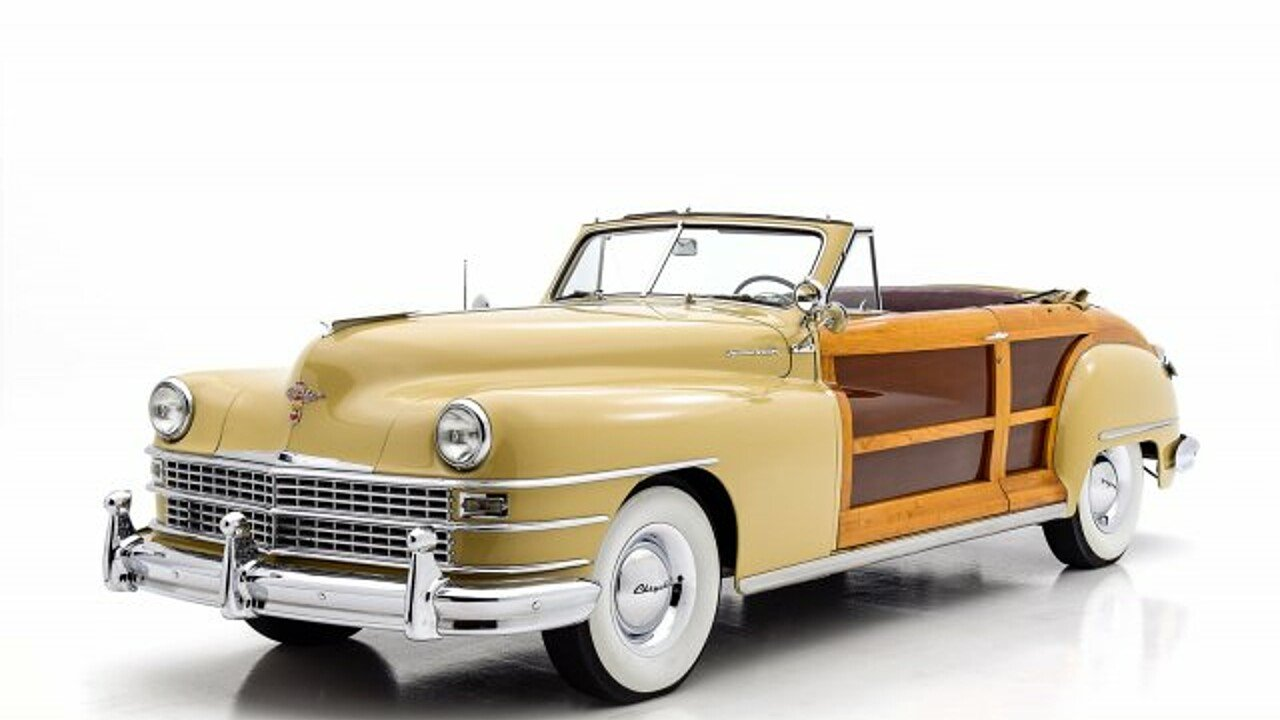 1948 Chrysler Town & Country for sale 101005489