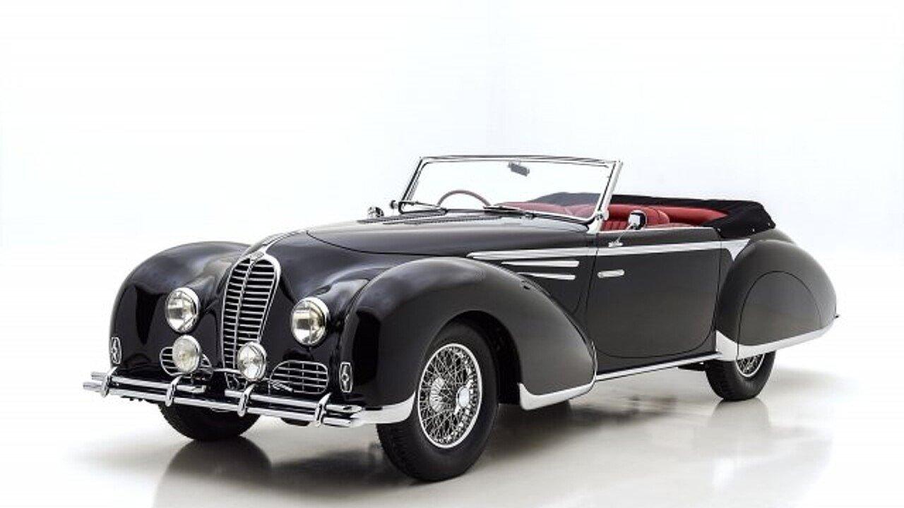 1948 Delahaye 135 for sale near Saint Louis, Missouri 63146 ...