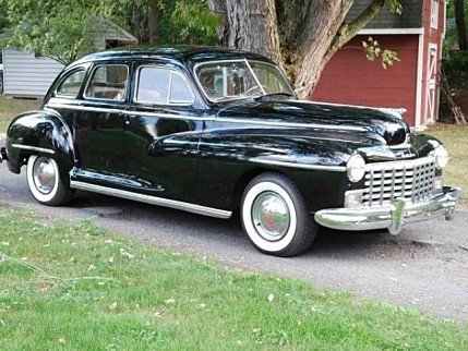 1948 Dodge Deluxe for sale 100811117