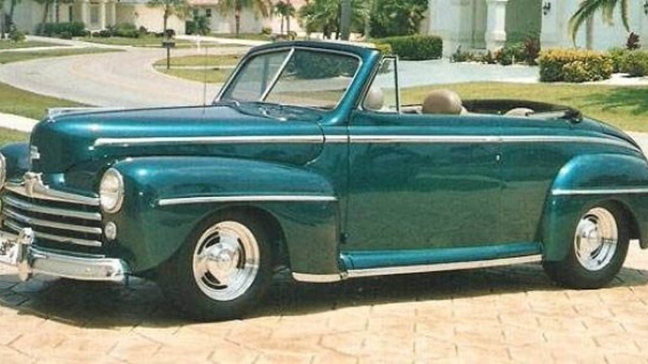 1948 Ford Deluxe for sale 100823590