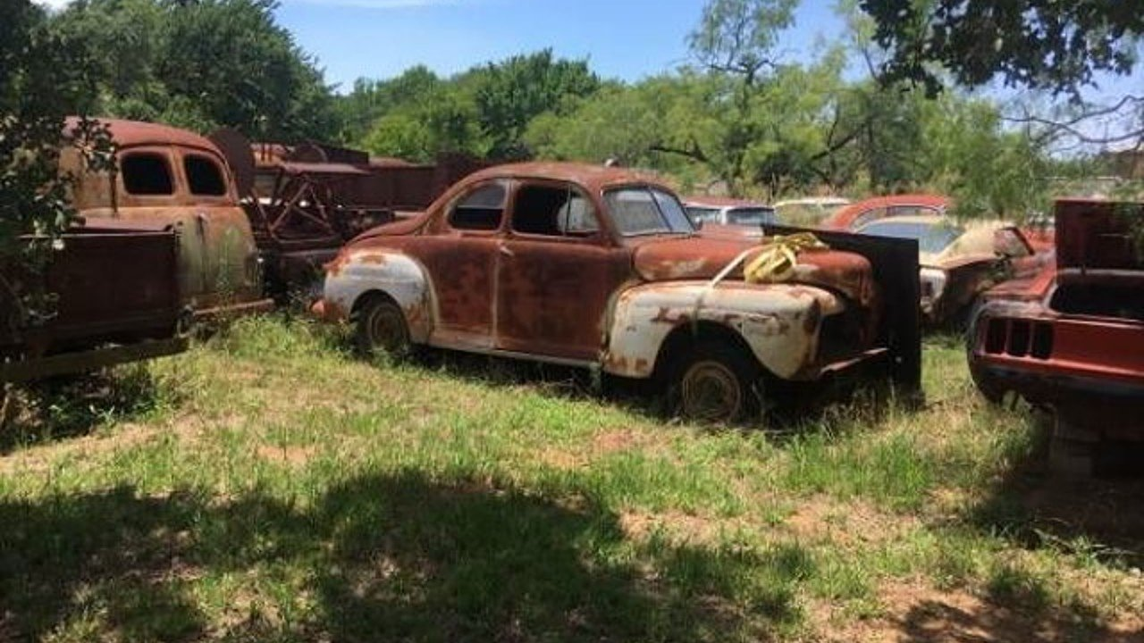 1948 Ford Deluxe for sale 100882223