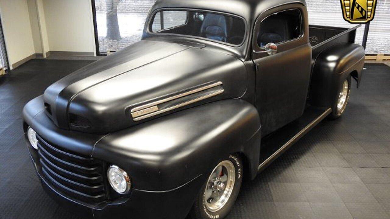 1948 Ford F1 For Sale Near O Fallon Illinois 62269 Classics On Pickup Truck 101041835