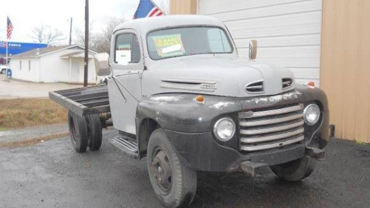 1948 Ford F4 For Sale Near Cadillac Michigan 49601 Classics On Pickup Truck 100846168