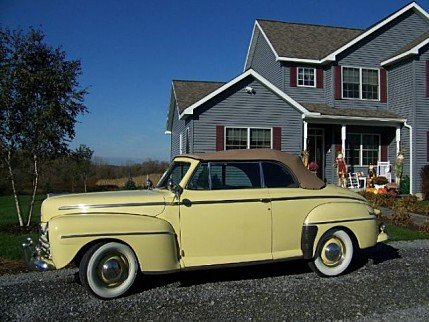1948 Ford Super Deluxe for sale 100956589