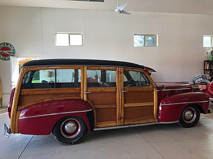 1948 Ford Super Deluxe for sale 101049697