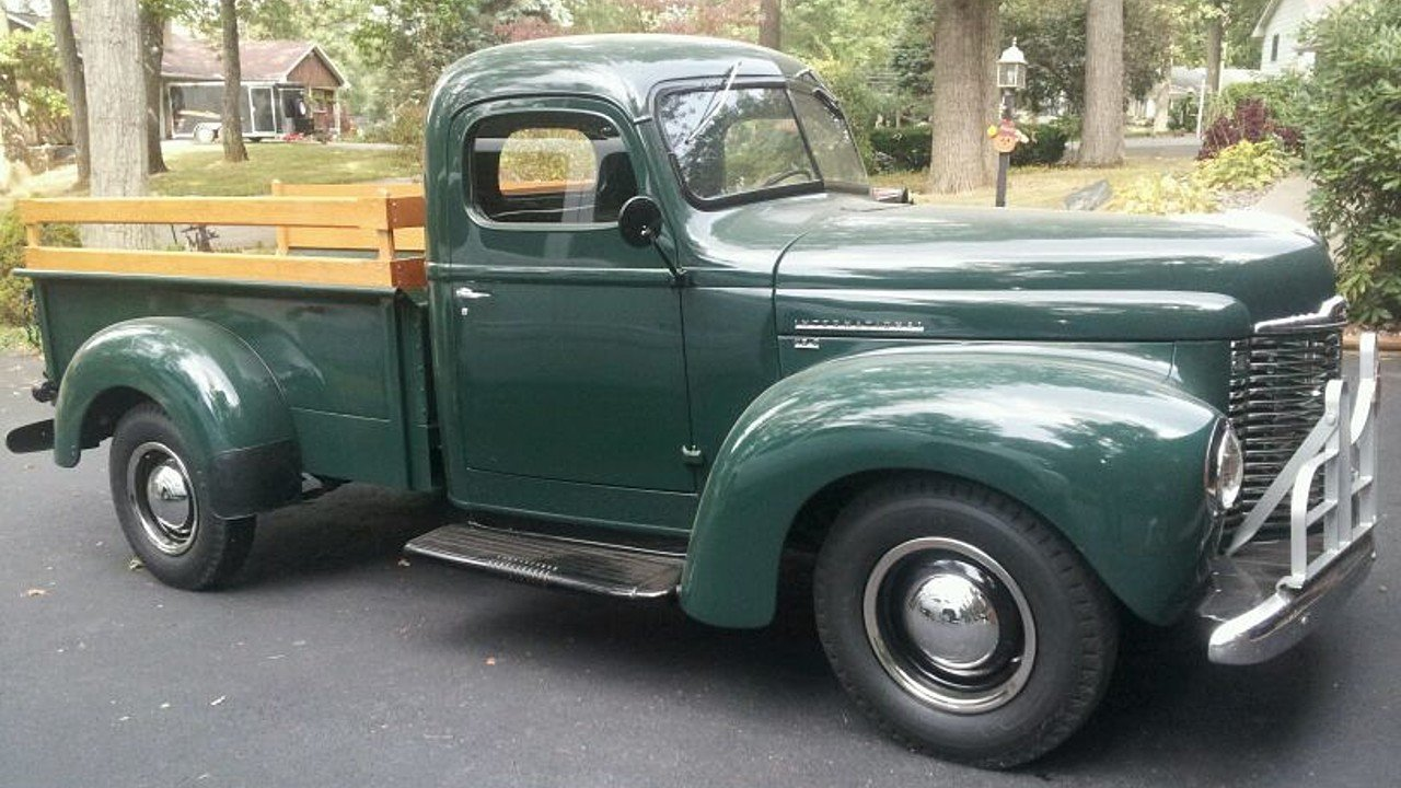 1948 international harvester other ihc models for sale for Classic beds for sale