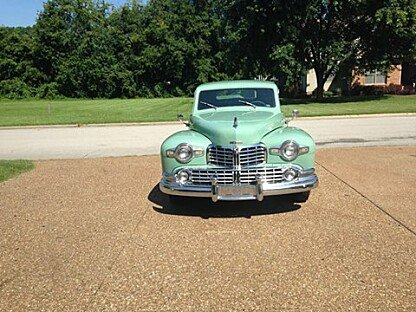 1948 Lincoln Continental for sale 100876228