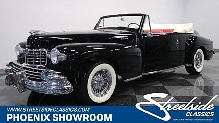 1948 Lincoln Continental for sale 100981103