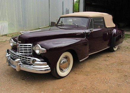 1948 Lincoln Continental for sale 100990116