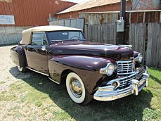1948 Lincoln Continental for sale 100993161