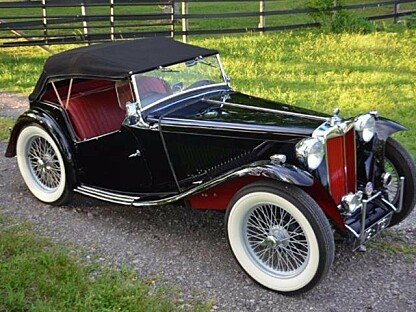 1948 MG TC for sale 100878245