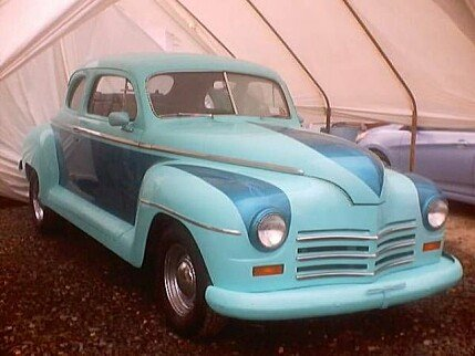 1948 Plymouth Other Plymouth Models for sale 100823654