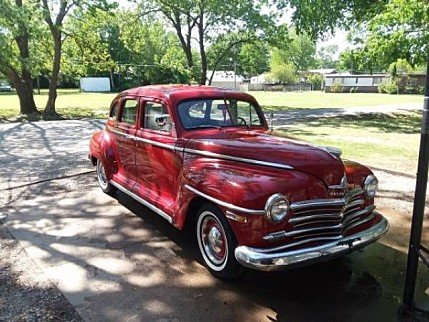 1948 Plymouth Other Plymouth Models for sale 101012477