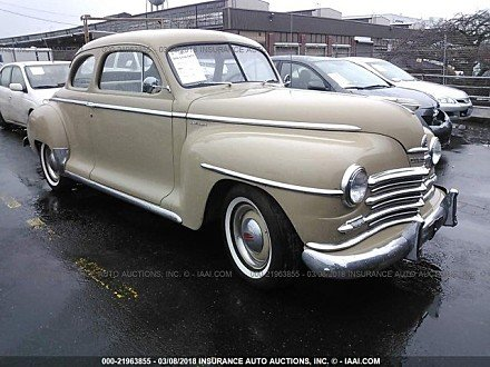 1948 Plymouth Other Plymouth Models for sale 101016666