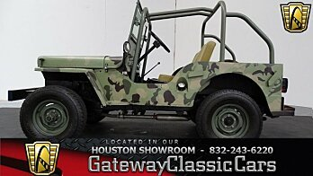 1948 Willys CJ-2A for sale 100921752