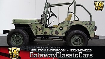 1948 Willys CJ-2A for sale 100948758