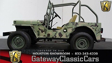 1948 Willys CJ-2A for sale 100964077