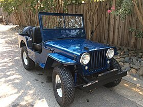 1948 Willys CJ-2A for sale 101013178
