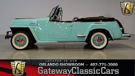 1948 Willys Jeepster for sale 100872130