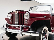 1948 Willys Jeepster for sale 101007056