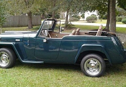 1948 Willys Jeepster for sale 101009436