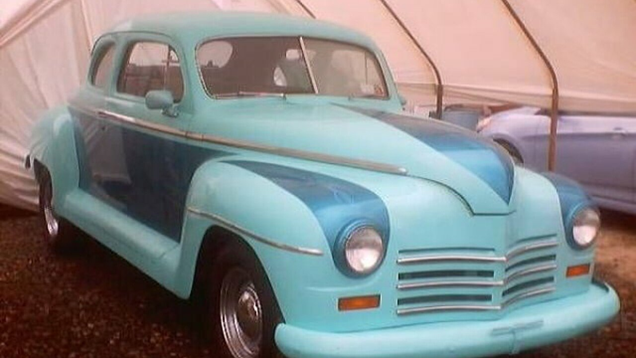 1948 plymouth Deluxe for sale 100823554
