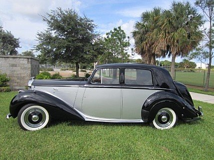 1949 Bentley Mark VI for sale 100994951