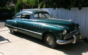 1949 Buick Roadmaster Sedan for sale 100915910
