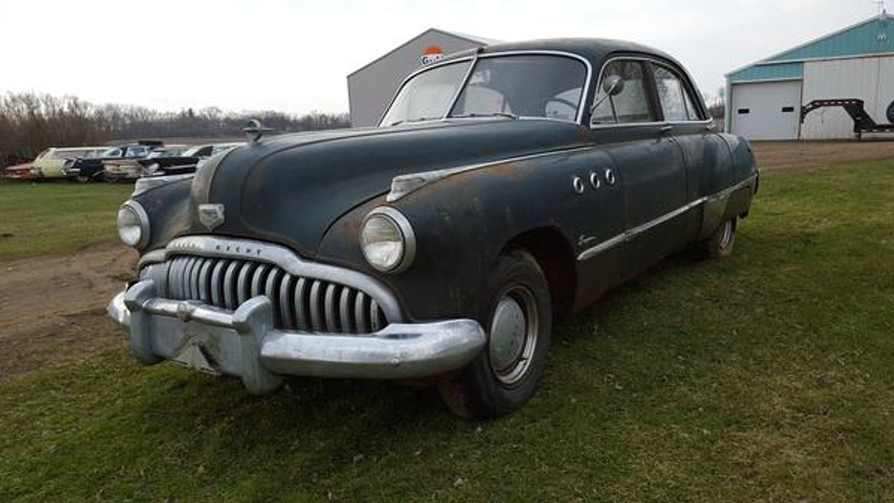 1949 Buick Super Classics For Sale On Autotrader 1951 Skylark Convertible 100750611