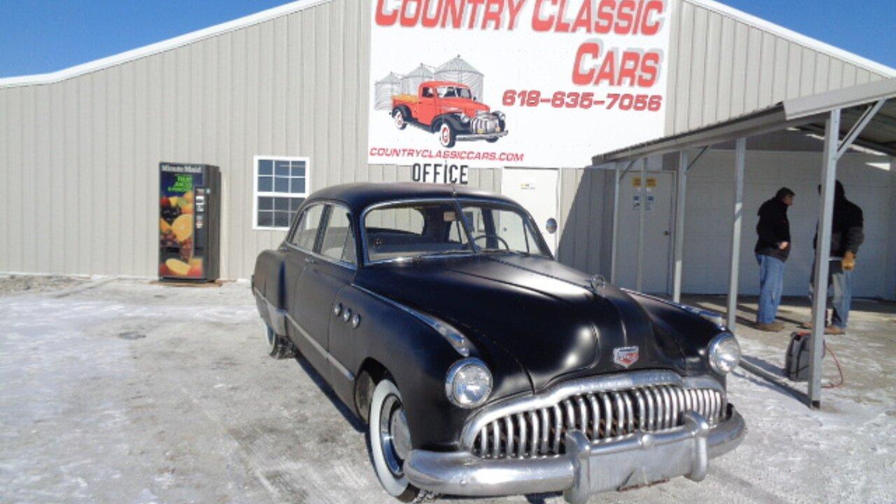 1949 Buick Super for sale near Staunton, Illinois 62088 - Classics ...