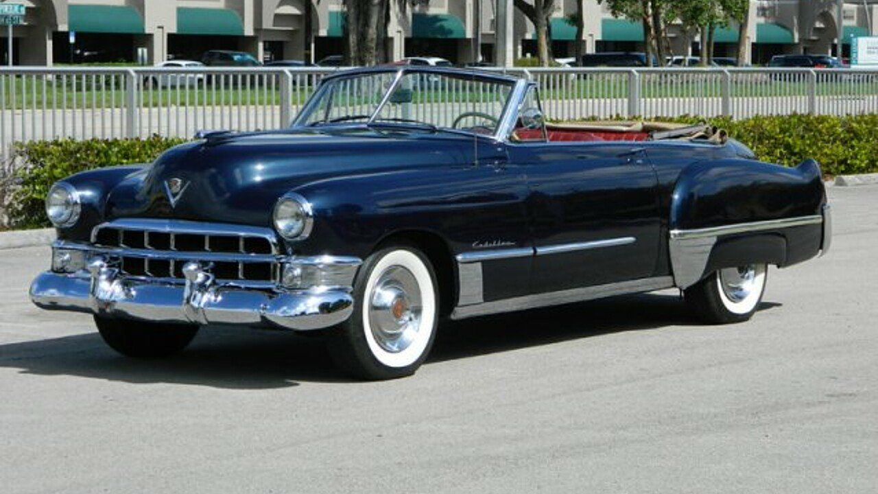 1949 Cadillac Other Cadillac Models for sale 100873649