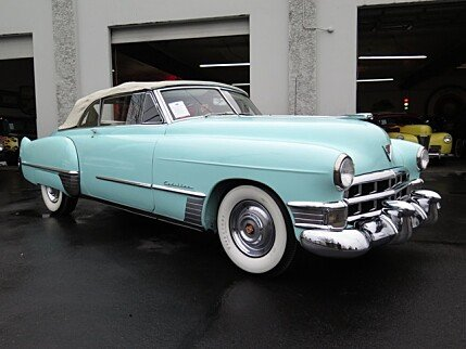 1949 Cadillac Series 62 for sale 100727614