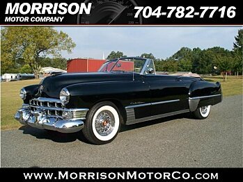 1949 Cadillac Series 62 for sale 100733210