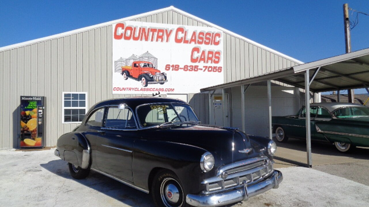 1949 Chevrolet Deluxe for sale near Staunton, Illinois 62088 ...